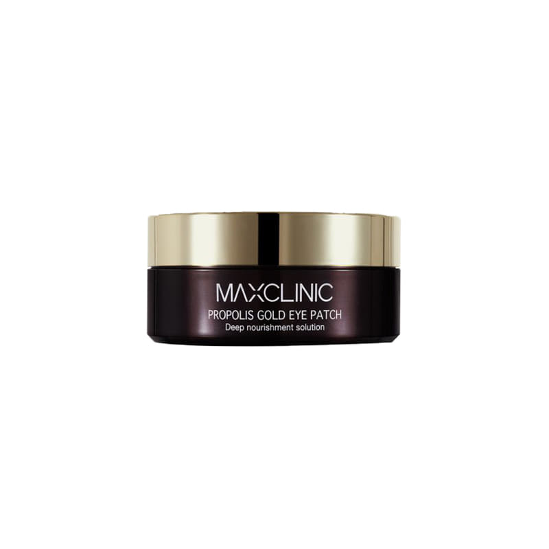 Own label brand, [MAXCLINIC] Propolis Gold Eye Patch 84g (Weight : 169g)