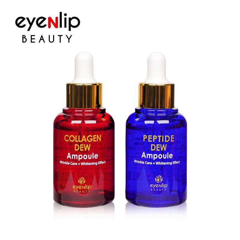 Own label brand, [EYENLIP] Dew Ampoule 30ml 2 Type  (Weight : 76g)