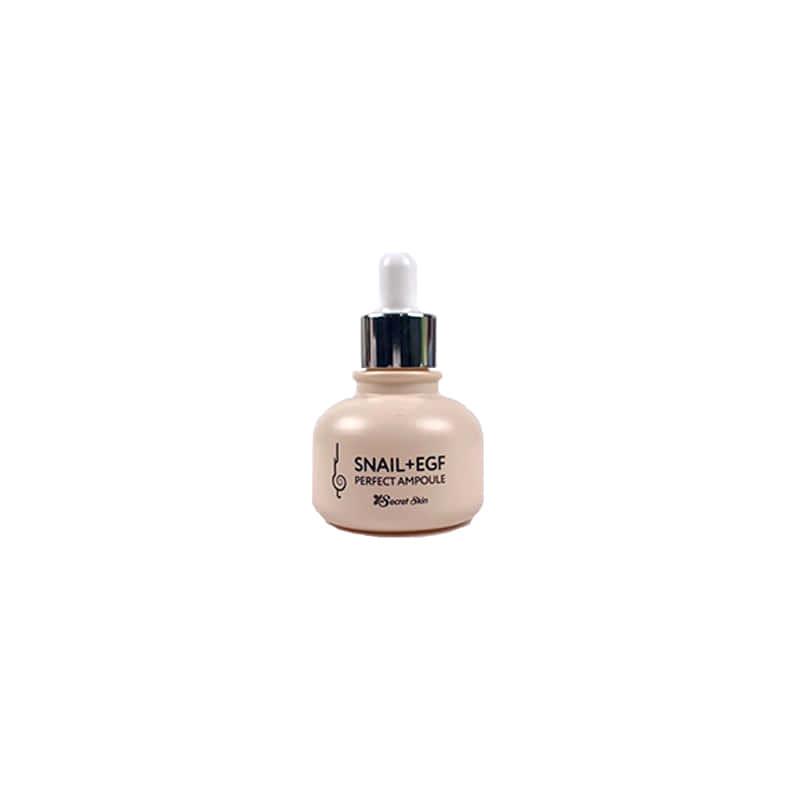 Own label brand, BIG SALE - [SECRETSKIN] Snail+EGF Perfect Ampoule 30ml (Weight : 148g)