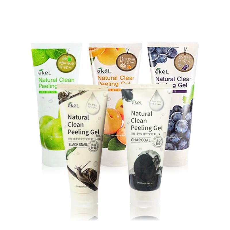 Own label brand, [EKEL] Natural Clean Peeling Gel 180ml 5 Type (Weight : 236g)