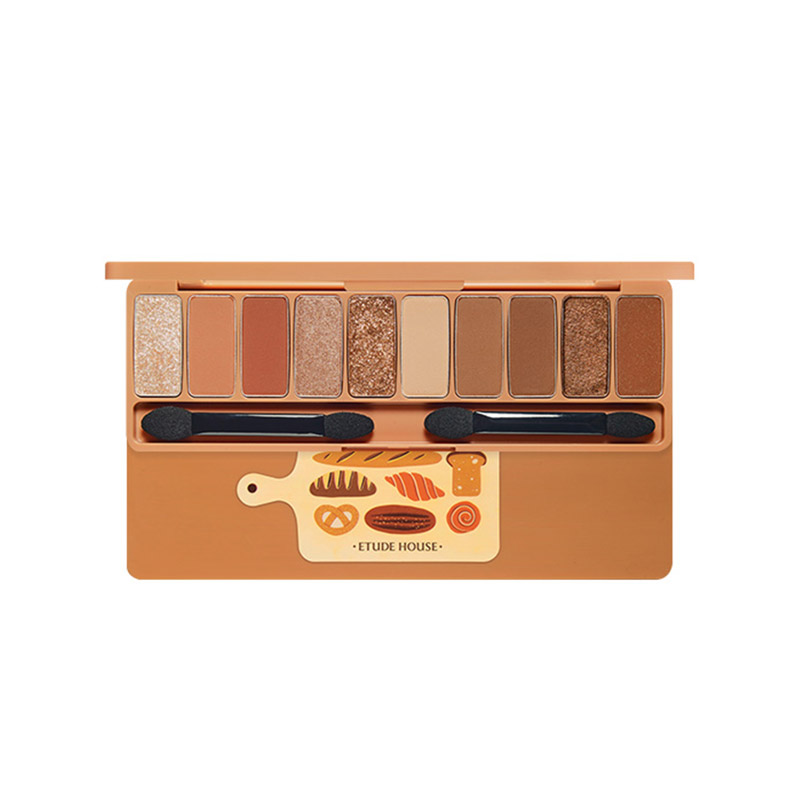 Own label brand, [ETUDE HOUSE] Play Color Eyes #Bakehouse 0.8g * 10ea (Weight : 97g)