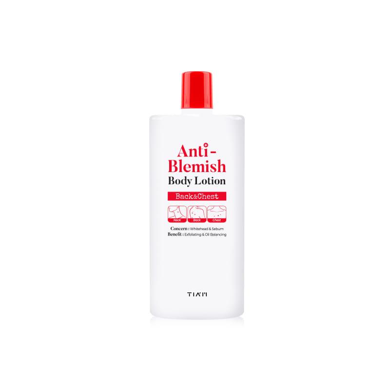 Own label brand, [TIAM] Anti-Blemish Body Lotion 200ml (Weight : 250g)