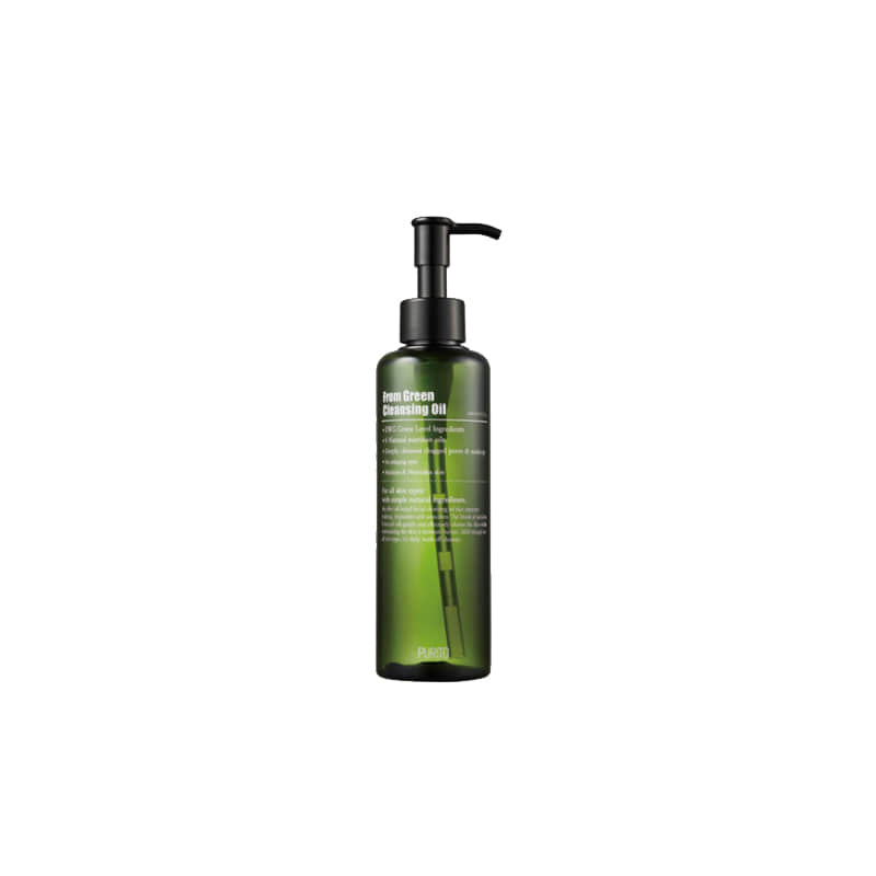 Own label brand, [PURITO] From Green Cleansing Oil 200ml (Weight : 254g)
