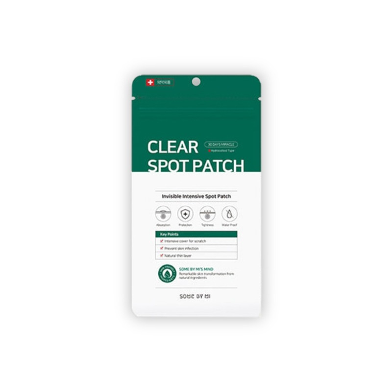 Own label brand, [SOME BY MI] 30 Days Miracle Clear Spot Patch (Weight : 8g)
