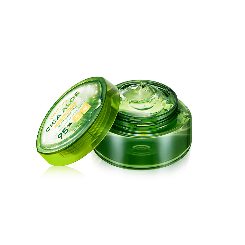 Own label brand, [MISSHA] Premium Cica Aloe Soothing Gel 300ml (Weight : 402g)