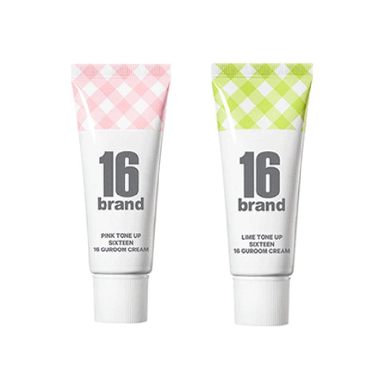 Own label brand, [16 BRAND] 16 Guroom Cream 30ml 2 Type  (Weight : 50g)