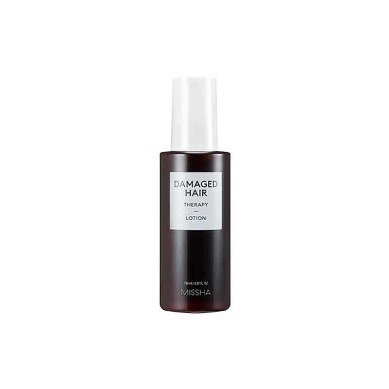 Own label brand, [MISSHA] Damaged Hair Therapy Lotion 150ml (Weight : 200g)