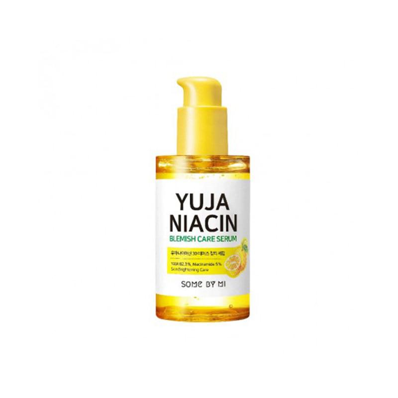 Own label brand, [SOME BY MI] Yuja Niacin Blemish Care Serum 50ml (Weight : 121g)