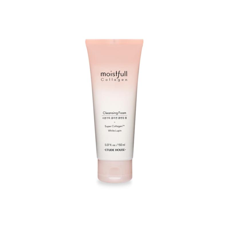 Own label brand, [ETUDE HOUSE] Moistfull Collagen Cleansing Foam 150ml (Weight : 203g)