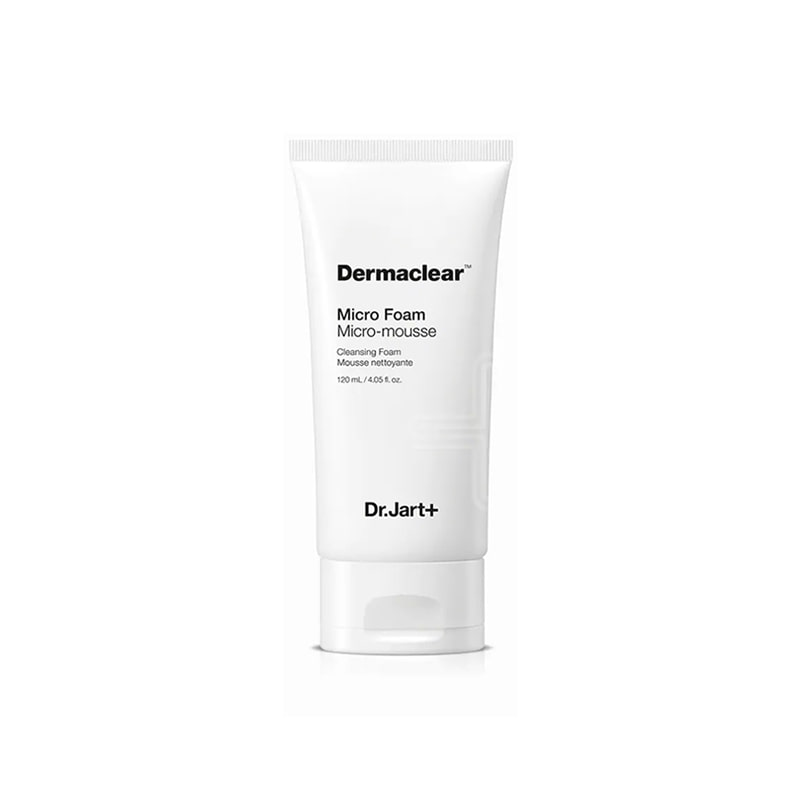 Own label brand, [DR.JART+] Dermaclear Micro Foam 120ml (Weight : 190g)