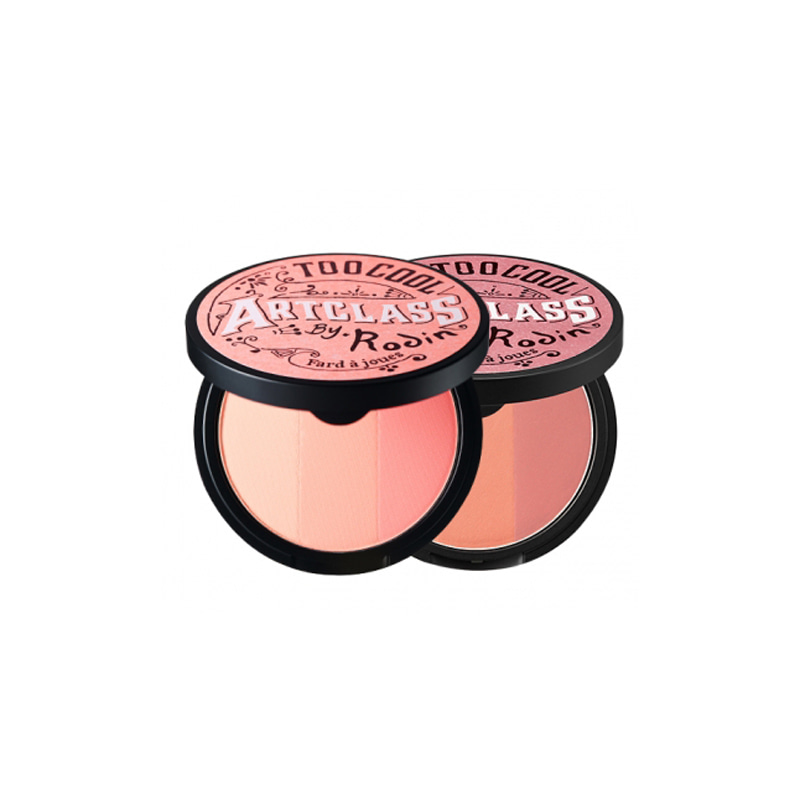 Own label brand, [TOO COOL FOR SCHOOL] By Rodin Blusher 9.5g  (Weight : 54g)