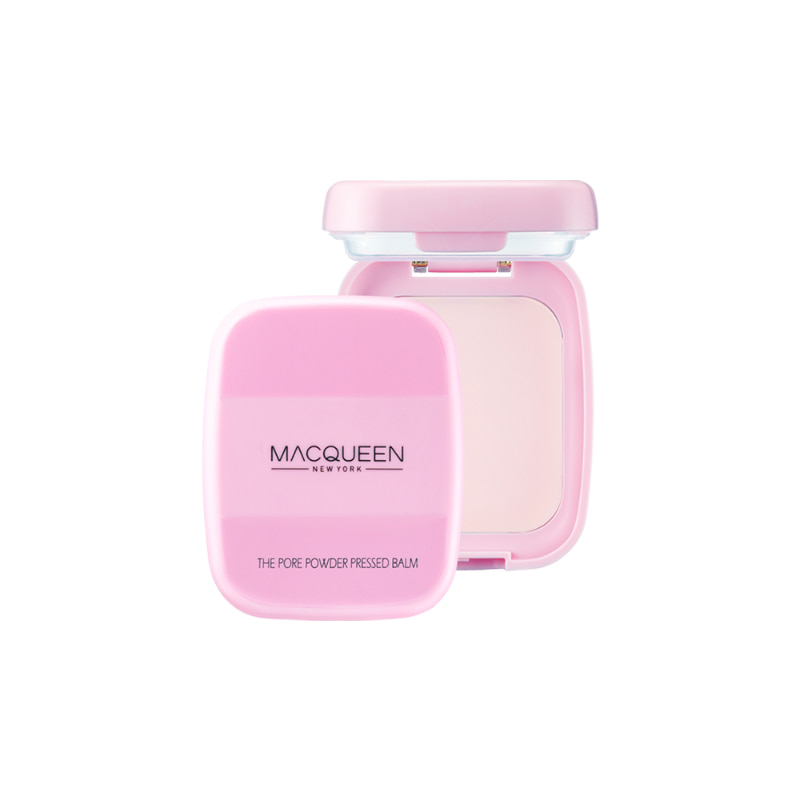 Own label brand, [MACQUEEN NEW YORK] The Pore Powder Pressed Balm 5g (Weight : 51g)