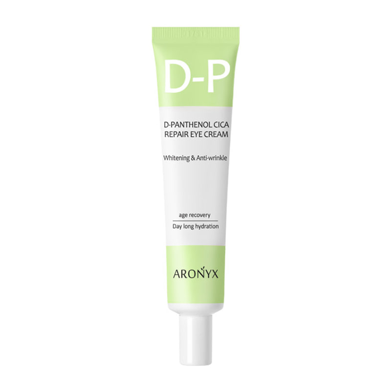 Own label brand, [MEDI FLOWER] Aronyx D-Panthenol Cica Repair Eye Cream 40ml (Weight : 59g)