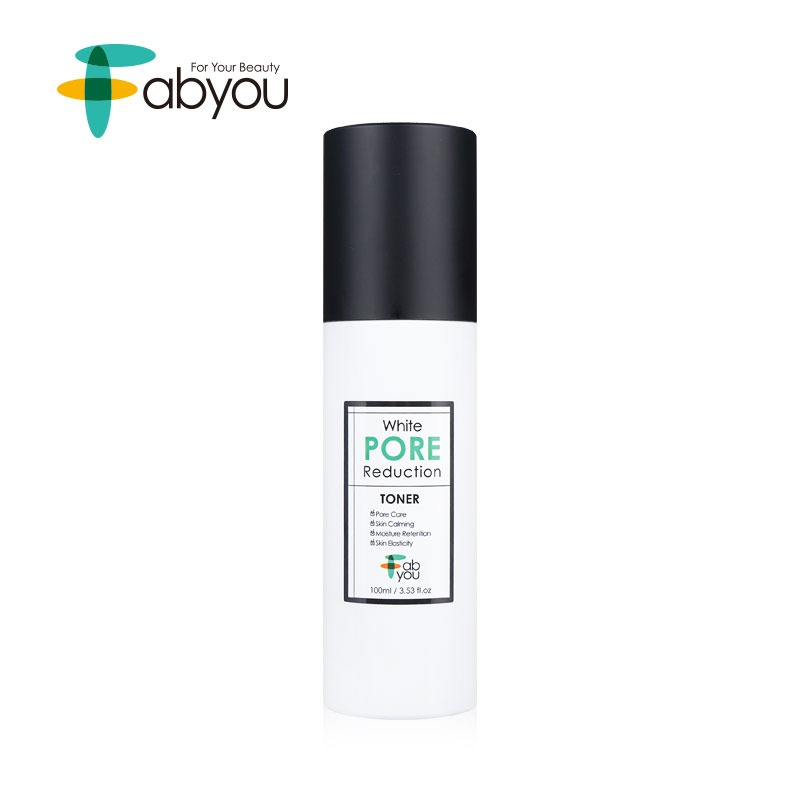 Own label brand, [FABYOU] White Pore Reduction Toner 100ml (Weight : 196g)