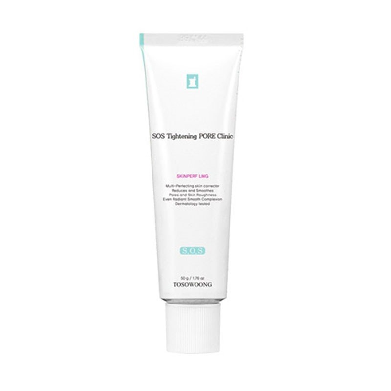 Own label brand, [TOSOWOONG] SOS Tightening Pore Clinic Pore Cream 50g (Weight : 83g)