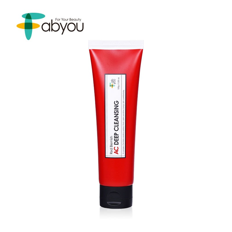 Own label brand, [FABYOU] Red Blemish AC Deep Cleansing 150g (Weight : 193g)