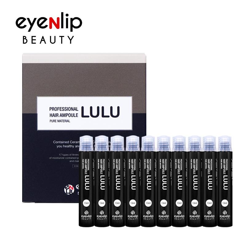 Professional Hair Ampoule LULU 13ml (10Pcs /1box)