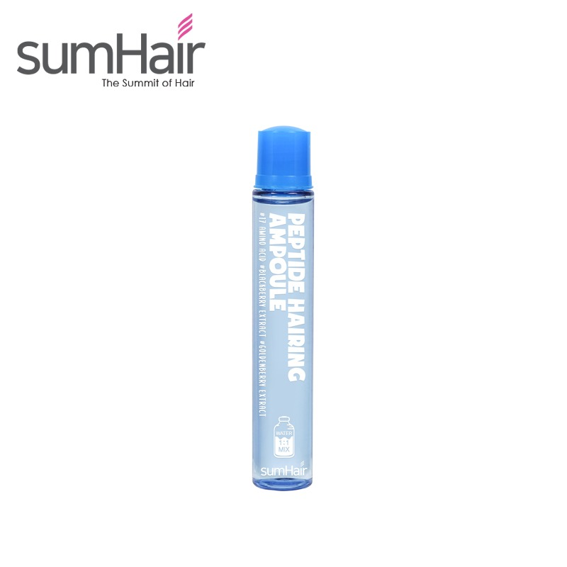 Own label brand, [SUMHAIR] Peptide Hairing Ampoule 13ml * 1pcs (Weight : 20g)
