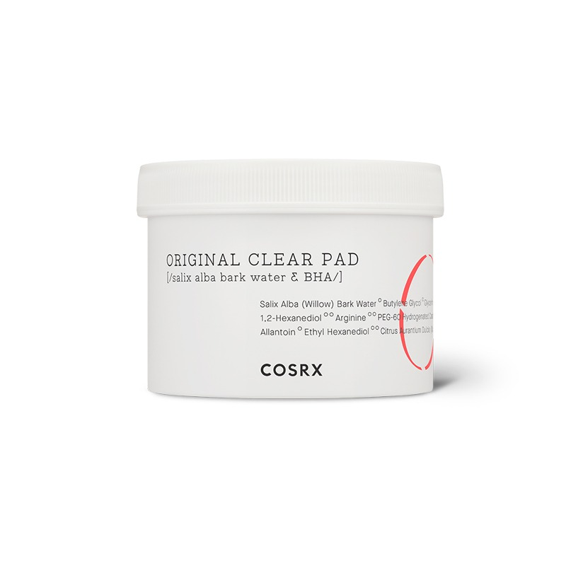 Own label brand, [COSRX] One Step Original Clear Pad 70pads (Weight : 263g)