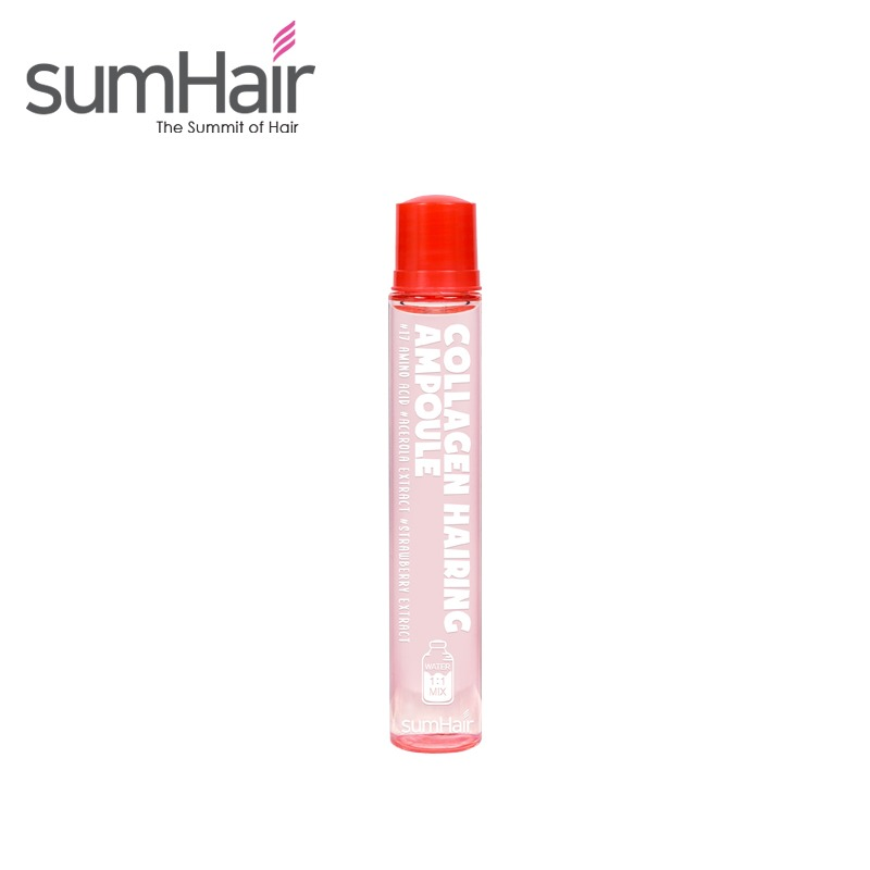 Own label brand, [SUMHAIR] Collagen Hairing Ampoule 13ml * 1pcs (Weight : 20g)