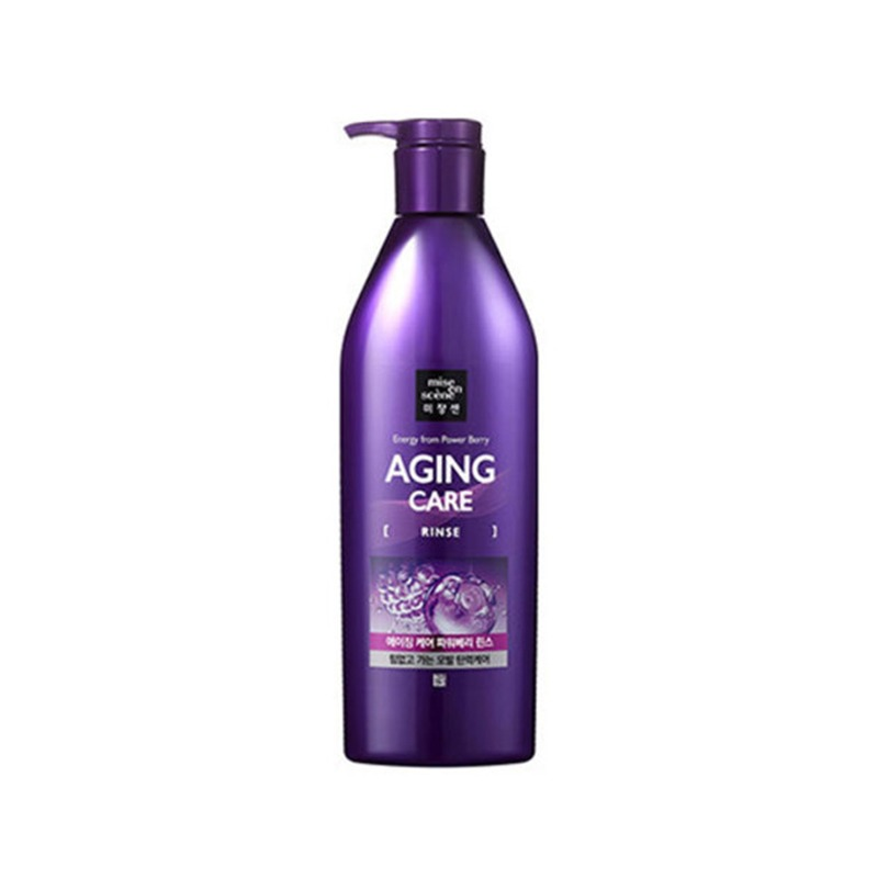 Own label brand, [MISEENSCENE] Aging Care Power Berry Rinse 680ml (Weight : 830g)