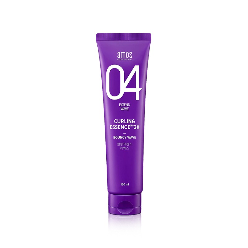 Own label brand, [AMOS] Curling Essence 2X 150ml (Weight : 179g)