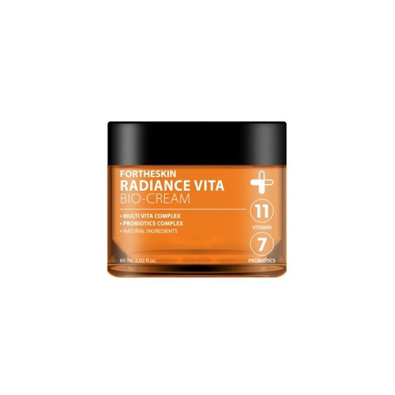 Own label brand, [FORTHESKIN] Radiance Vita Bio Cream 60ml (Weight : 168g)