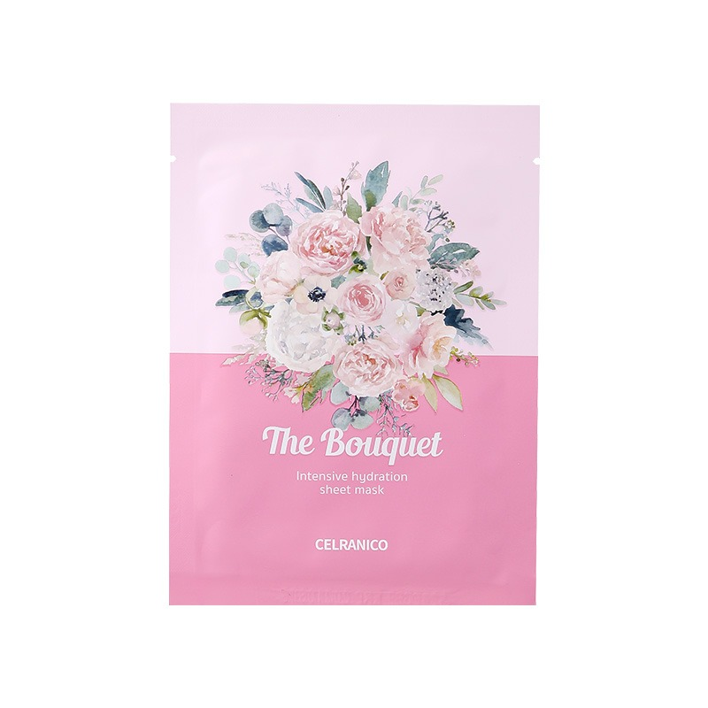 Own label brand, [CELRANICO] The Bouquet Mask 23ml 1pcs (Weight : 30g)