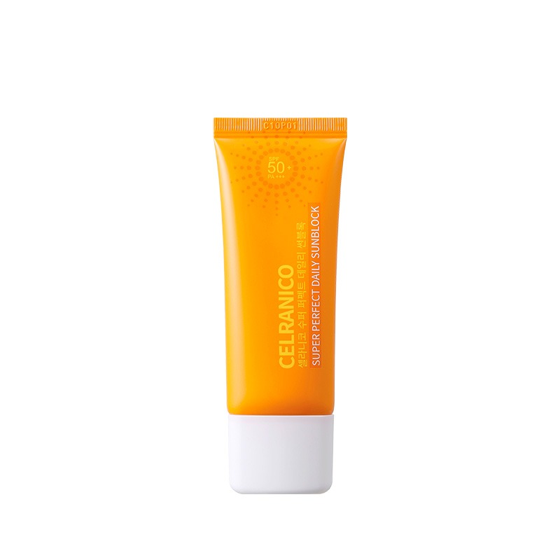 Own label brand, [CELRANICO] Super Perfect Daily Sun Block 40ml (Weight : 64g)