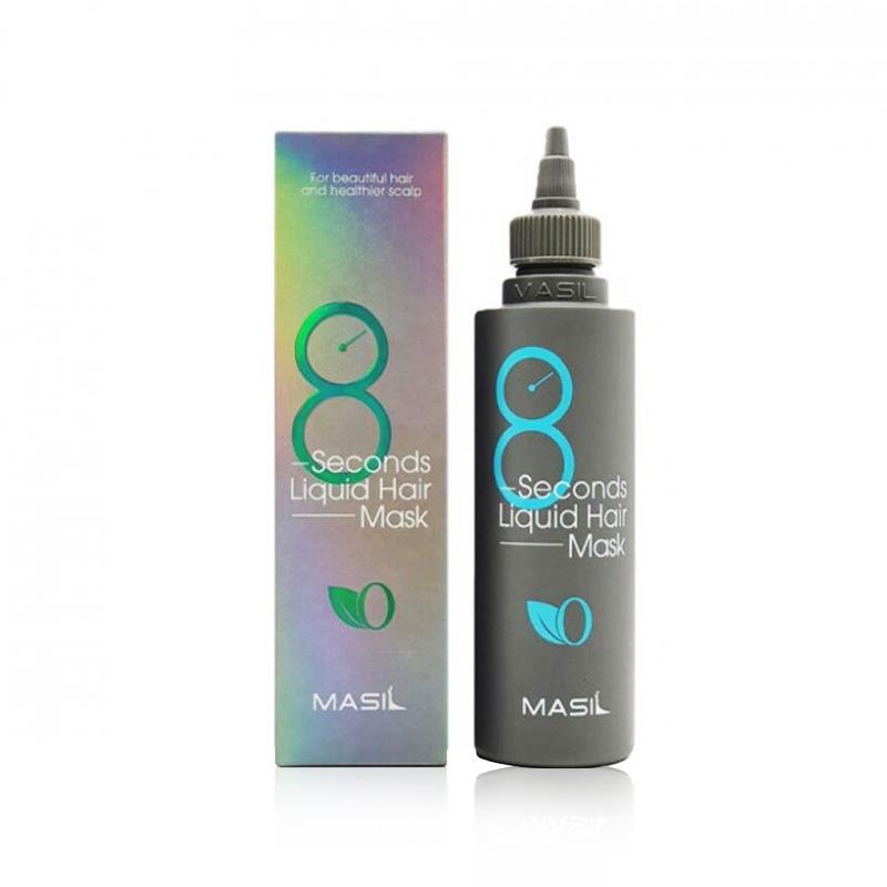 Own label brand, [MASIL] 8 Seconds Liquid Hair Mask 200ml (Weight : 251g)
