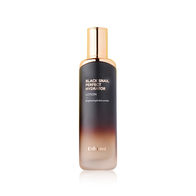 Own label brand, [ESHUMI] Black Snail Perfect Hydrator Lotion 120ml (Weight : 381g)