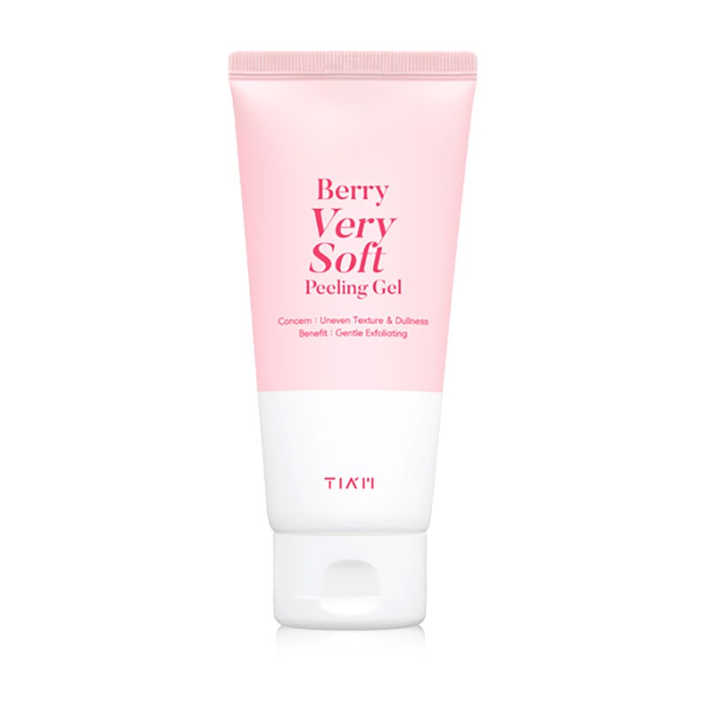 Own label brand, [TIAM] Berry Very Soft Peeling Gel 120g (Weight : 168g)