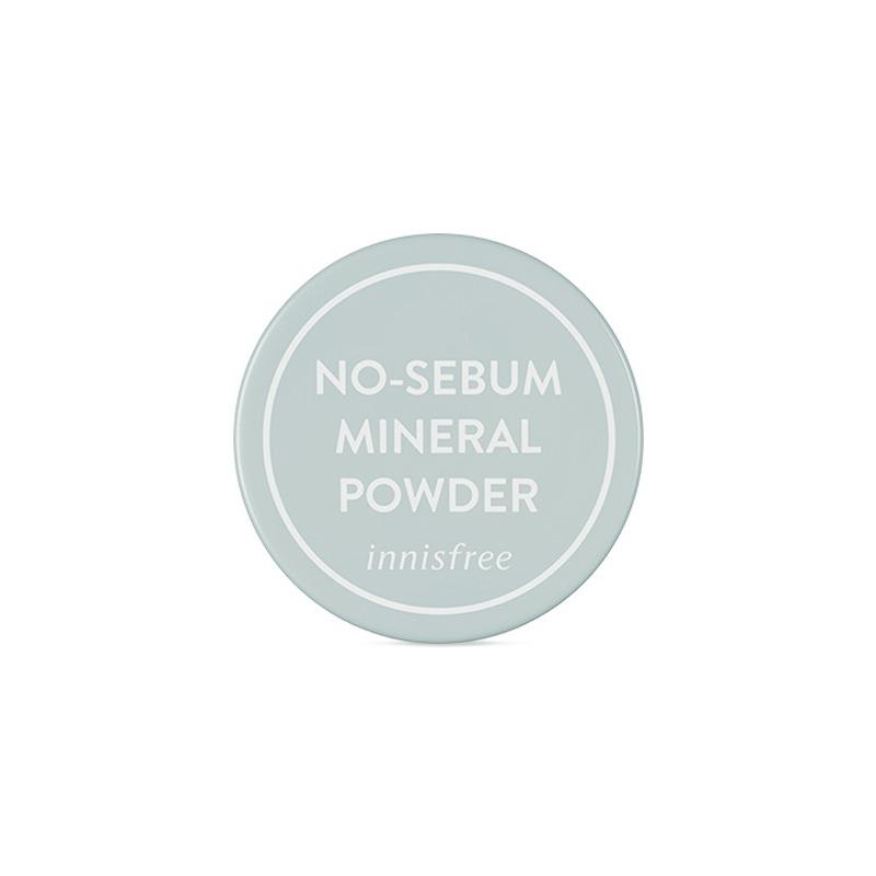 Own label brand, [INNISFREE] No sebum mineral powder 5g  (Weight : 29g)