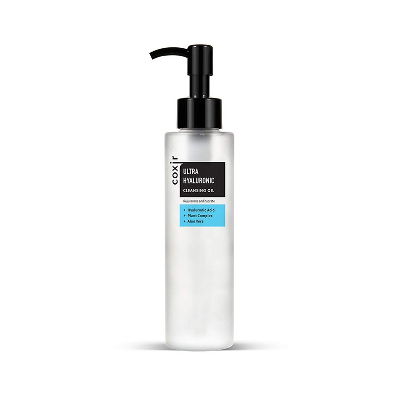 Own label brand, [COXIR] Ultra Hyaluronic Cleansing Oil 150ml (Weight : 206g)