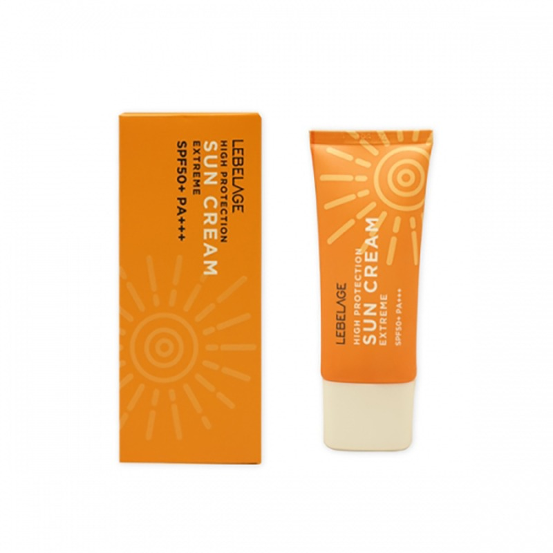 Own label brand, [LEBELAGE] High Protection Extreme Sun Cream (SPF50+/PA+++) 30ml (Weight : 47g)