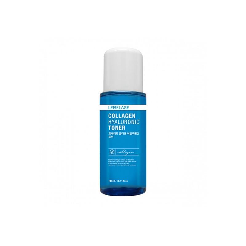 Own label brand, [LEBELAGE] Collagen Hyaluronic Toner 300ml (Weight : 442g)