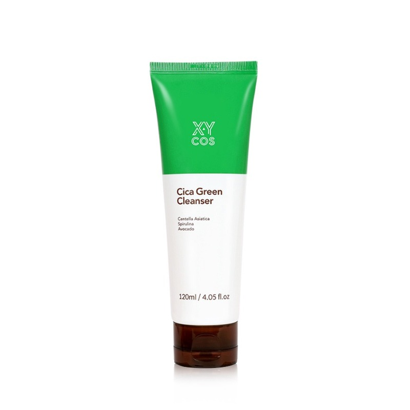 Own label brand, [XYCOS] Cica Green Cleanser 120ml (Weight : 150g)