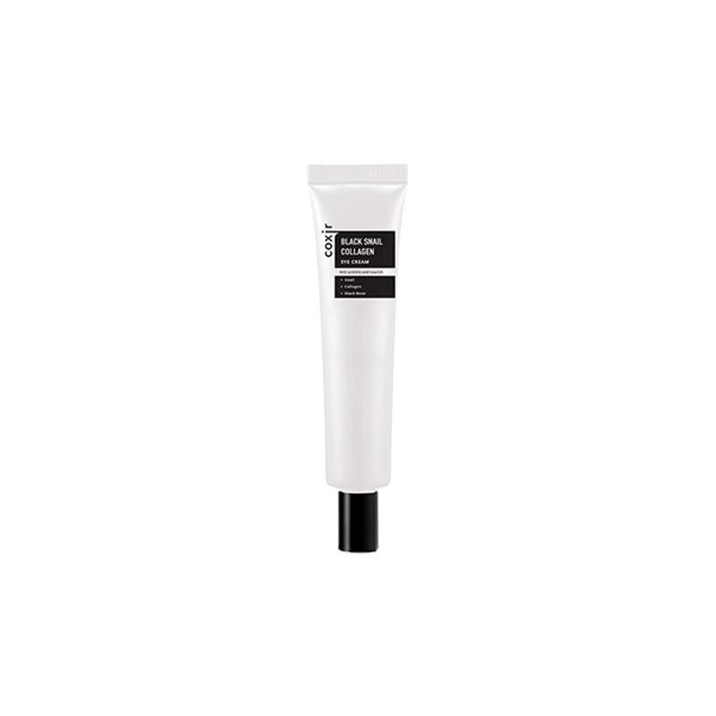Own label brand, [COXIR] Black Snail Collagen Eye Cream 30ml (Weight : 45g)
