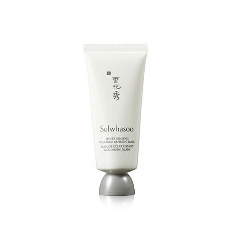 Own label brand, [SULWHASOO] White Ginseng Radiance Refining Mask 35ml [sample] (Weight : 53g)