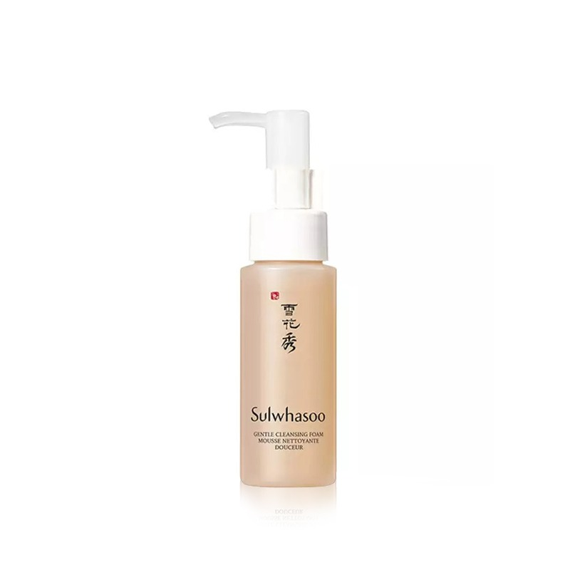 Own label brand, [SULWHASOO] Gentle Cleansing Foam 50ml [sample] (Weight : 97g)