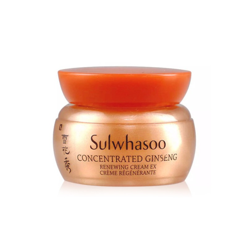 Own label brand, [SULWHASOO] Concentrated Ginseng Renewing Cream EX 5ml [sample] (Weight : 21g)