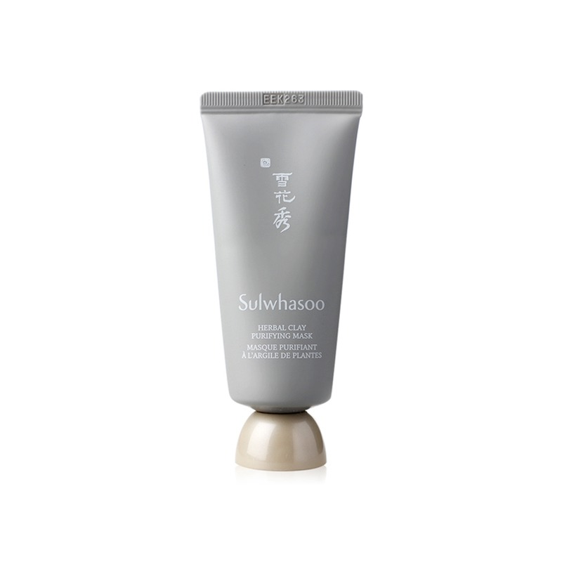 Own label brand, [SULWHASOO] Herbal Clay Purifying Mask 35ml [sample] (Weight : 58g)