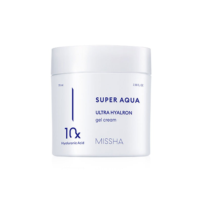 Own label brand, [MISSHA] Super Aqua Ultra Hyalron Gel Cream 70ml (Weight : 193g)