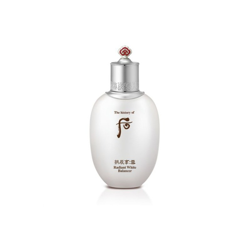 Own label brand, [WHOO] Gongjinhyang : Seol Radiant White Balancer 150ml (Weight : 429g)
