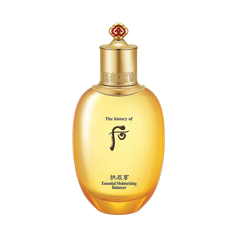 Own label brand, [WHOO] Gongjinhyang Essential Moisturizing Balancer 150ml (Weight : 432g)