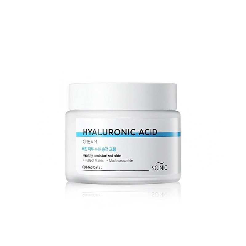 Own label brand, [SCINIC] Hyaluronic Acid Cream 80ml (Weight : 177g)