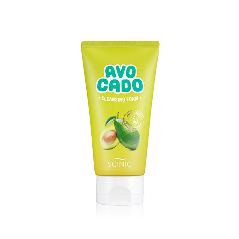 Own label brand, [SCINIC] Avocado Cleansing Foam 150ml (Weight : 200g)