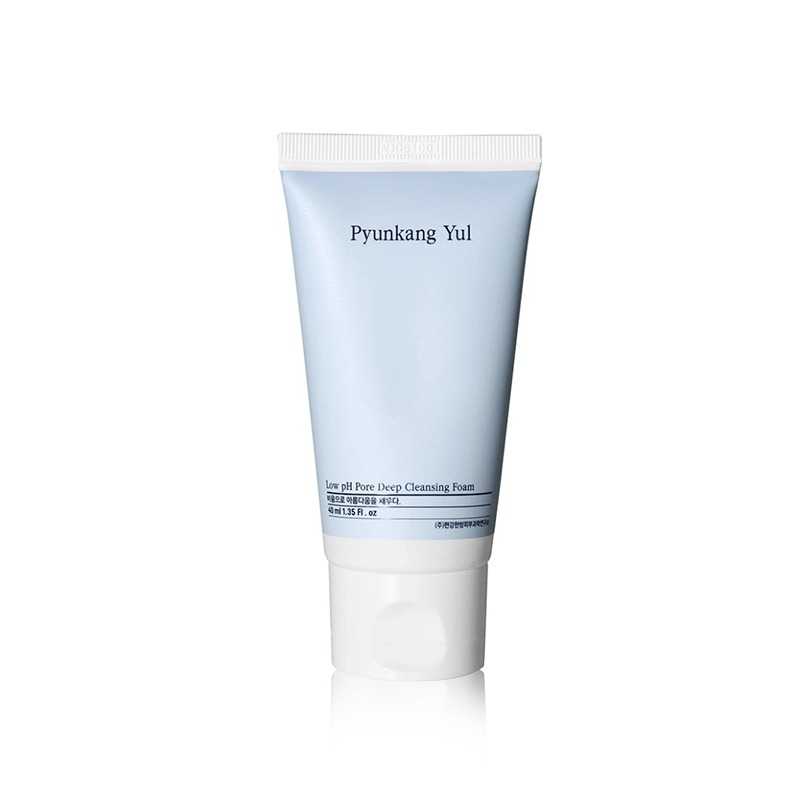 Own label brand, [PYUNKANG YUL] Low pH Pore Deep Cleansing Foam 40ml (Weight : 57g)