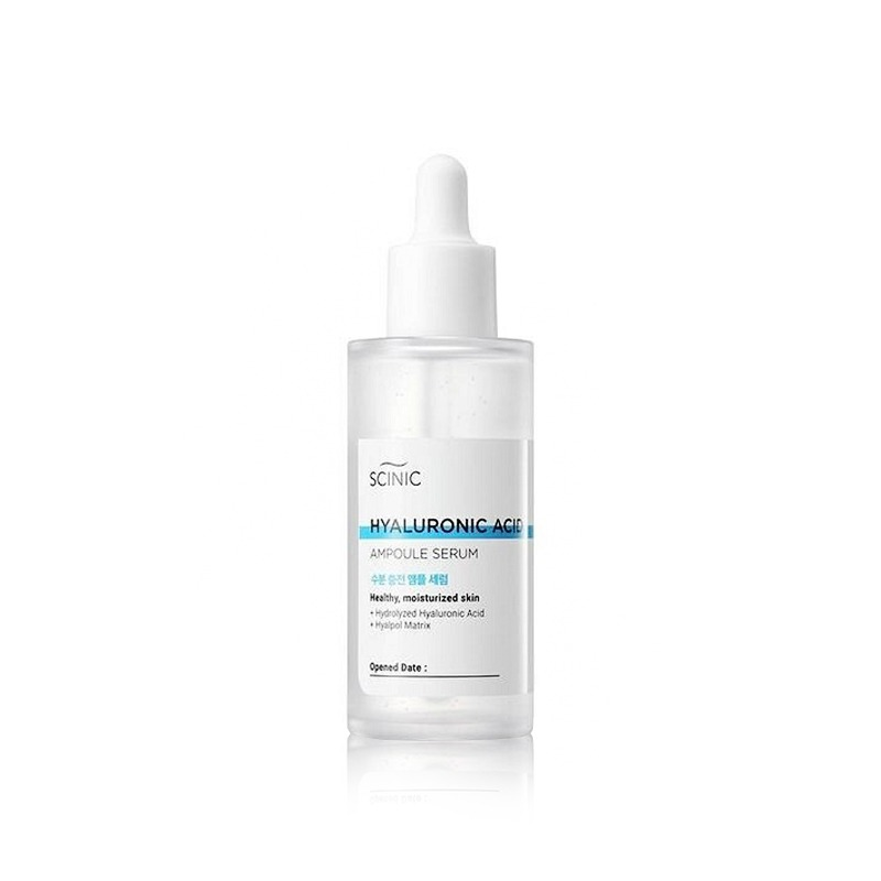 Own label brand, [SCINIC] Hyaluronic Acid Ampoule Serum 50ml (Weight : 124g)
