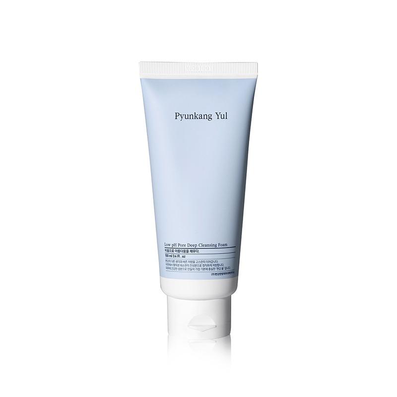 Own label brand, [PYUNKANG YUL] Low pH Pore Deep Cleansing Foam 100ml (Weight : 147g)